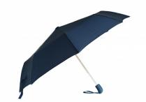 Bright Deštník skládací automatický deštník Unisex modrý
