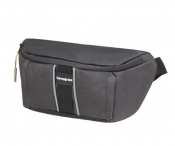 SAMSONITE Ledvinka 2WM Waist bag Golden Black