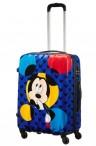 AT Kufr dětský Hypertwist Disney Spinner 55/25 Mickey Rock The Dots