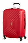 American tourister Kufr Air force 1 Spinner 76/28 exp TSA red