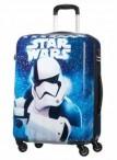 AT Dětský kufr střední Star Wars Spinner 65/24 Joytwist Stormtrooper
