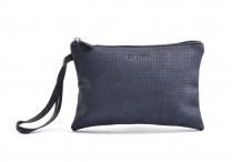 Bright Sportovní dámská kabelka-etue do ruky malá modrá