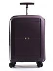 Bright Kufr Spinner 55/20/39 4 kolečka Hard Cabin TSA fialový