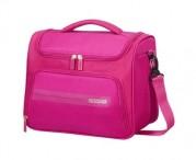 AMERICAN TOURISTER Kosmetická taška Summer Voyager soft Pink