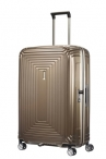 SAMSONITE Kufr Neopulse Spinner 75/28 Metallic Sand