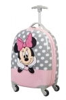 SAMSONITE Kufr dětský Disney Ultimate 2.0 Spinner 46/23 Cabin Minnie Glitter