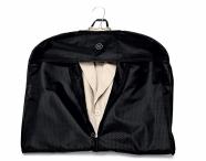 RONCATO Obal na obleky Garment cover skládací černý