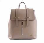 Bright Batoh/kabelka dámská 2v1 kožený starorůžový