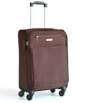 BRIGHT Kufr Toppocket Spinner 57/24 Brown
