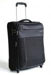 Roncato Kufr S Infinity Upright 55/20 soft Cabin Expander Black