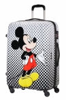 AT Kufr dětský Legends Disney Spinner 75/31 Mickey Mouse Polka Dot