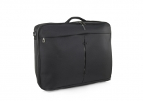 Roncato Obal na obleky Ironik Garment bag soft Black