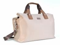 """Bright Cestovní taška na notebook 15,6"""" 45/17 Cabin Light béžová"""