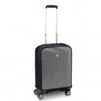 Roncato Obal na kufr až 56cm Luggage cover střední XS-S šedo-černý