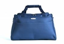 Bright Cestovní taška malá látková S modrá