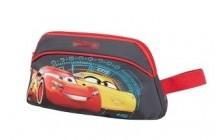 American Tourister Etue kosmetická dětská (penál) New Wonder Cars 3
