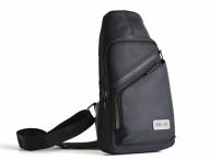 Bright Kapsa-batůžek na záda na výšku Unisex černá