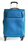 Roncato Kufr M Zenith Spinner 67/26 soft střední Expander Blue