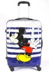 AMERICAN TOURISTER Kufr dětský Disney Spinner 65/24 Mickey kiss
