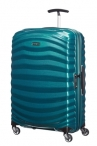 SAMSONITE Kufr Lite-shock Spinner 69/25 Petrol Blue