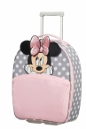 SAMSONITE Kufr dětský Disney Ultimate 2.0 Upright 49/18 Cabin Minnie Glitter