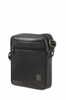 "SAMSONITE Crossbody kapsa na tablet 7,9"" HIP-SQUARE Leather Black"