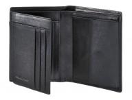 SAMSONITE Peněženka pánská Success na výšku kožená optim. černá