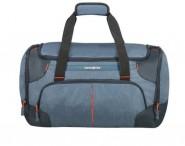 SAMSONITE Cestovní taška Rewind 55 na palubu Storm blue