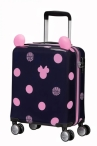 SAMSONITE Kufr Color Funtime Disney 45/20 Cabin Minnie Pink Dots