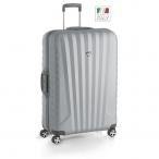 Roncato Kufr UNO SL Premium velký 79/27 Spinner XL Hard Silver