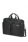 "SAMSONITE Taška na notebook 15,6"" Safton Leather Black"