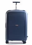 Bright Kufr Spinner 68/27/46 4 kolečka Hard M střední TSA modrý