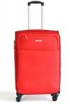 Bright Kufr Spinner L soft 4 kolečka rozšiřovatelný 77/32 red