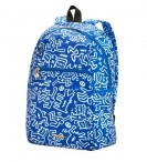 SAMSONITE Skládací batoh Packing accessories grafiti blue