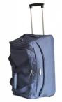 BRIGHT Cestovní taška na kolečkách Duffle wheels S 58/32 modrá