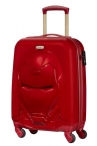 SAMSONITE Kufr dětský Disney Ultimate 2.0 Spinner 55/25 Iron Man Red