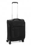 Roncato Kufr Action 55/20 TSA Spinner S Cabin Rozšiřovatelný Black