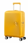 AT Kufr Soundbox Spinner Expander 55/20 Cabin Golden Yellow
