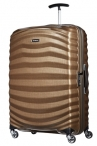SAMSONITE Kufr Lite-shock Spinner 75/31 Sand