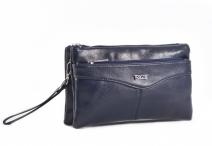 Bright Dámská kapsa/kabelka/etue 3 v 1 tmavě modrá