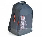 """American Tourister Školní batoh na notebook 15,6"""" vybavený Star wars"""