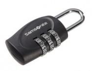 SAMSONITE Zámek kódový 3-číselný Travel accessories black