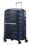 SAMSONITE Kufr Flux Spinner 68/25 Expander Navy Blue