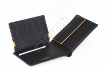 Samsonite pánská peněženka kožená OUTLINE SLG klasická černá