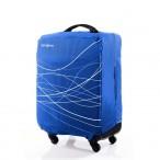 SAMSONITE Obal na kufr Travel accessories M voděodolný modrý