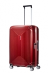 SAMSONITE Kufr Neopulse Spinner 69/25 Metallic Red