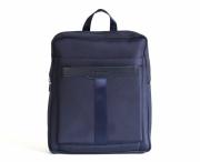 """Batoh na notebook 14"""" Bright střední textilní modrý"""