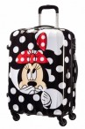 AMERICAN TOURISTER Kufr dětský Disney Legends Spinner 65/24 Minnie