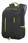 "AT Batoh na notebook 15,6"" Urban Groove Black/Lime Green"