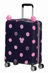 SAMSONITE Kufr Color Funtime Disney 55/20 Cabin Minnie Pink Dots
